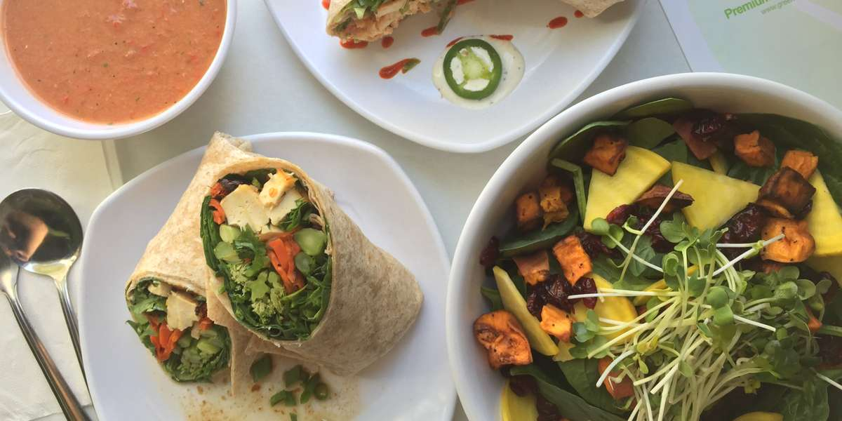 - Greenspot Salad Company