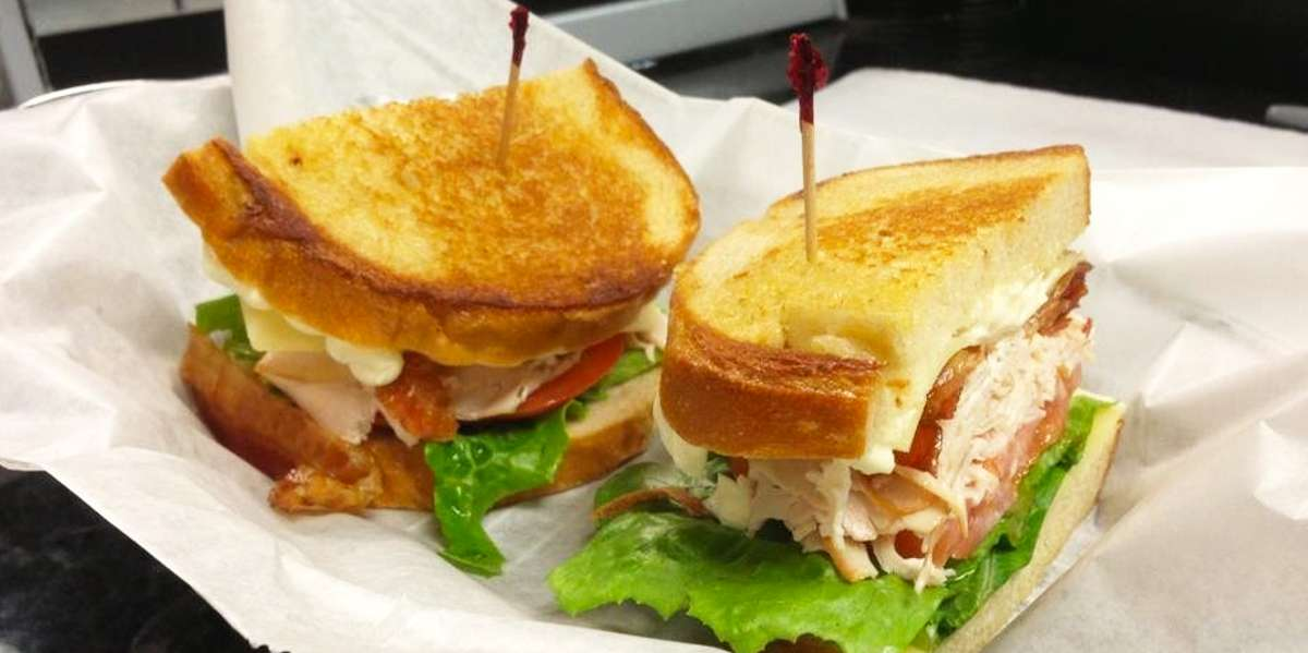 We specialize in gourmet deli sandwiches, piled high with hot corned beef, roast beef, salami, and all of your favorites. It's not something that can be explained, it's something that has to be experienced! - Front Page Deli