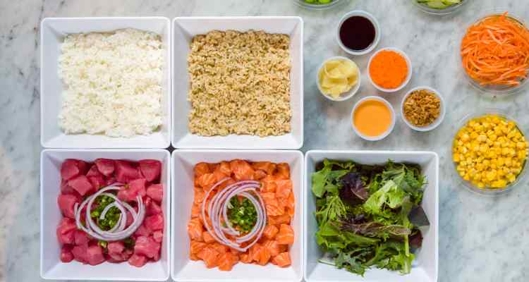 Poke Life Catering