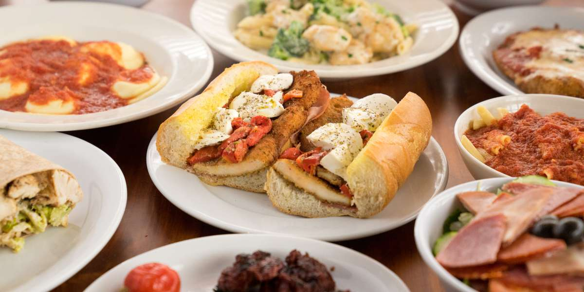 Homemade Italian entrees, subs, sandwiches, and salads. We'll whip up dishes that will satisfy any appetite! - Sonny Noto's