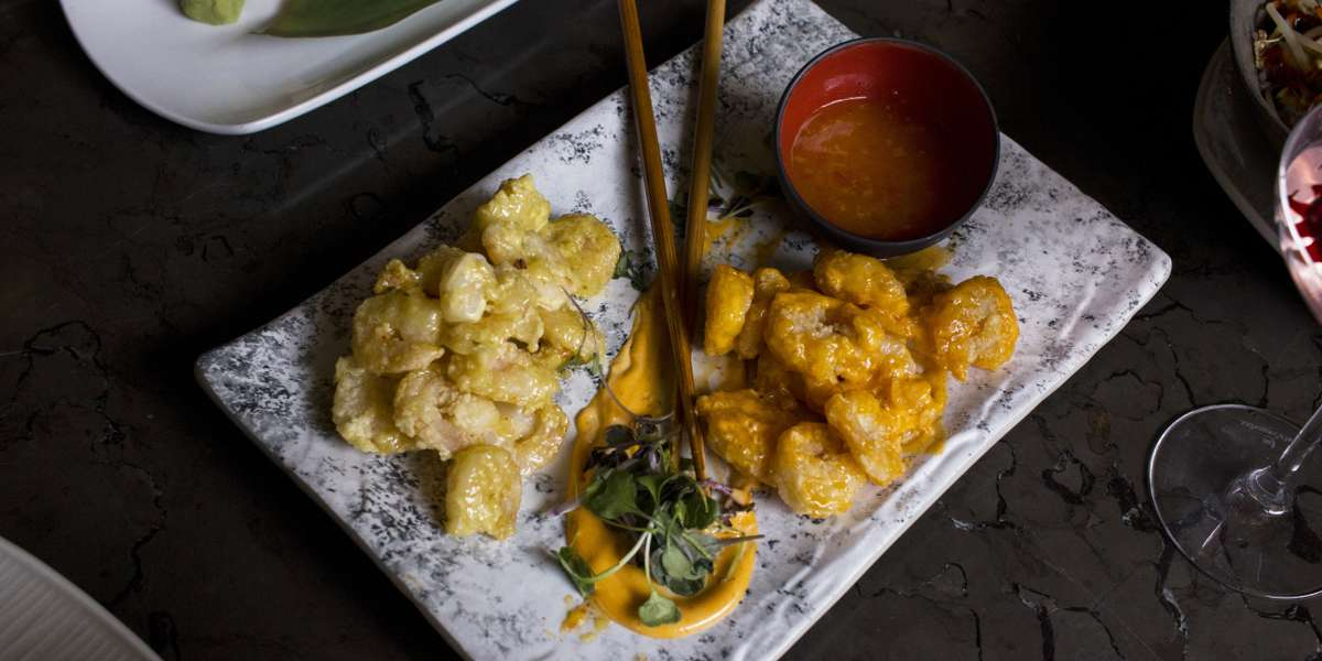 We bring Izakaya-style dining (a Japanese fusion of a gastropub and a tapas bar) to the Steel City. We specialize in unique, Asian fusion dishes meant for sharing. - Social House 7