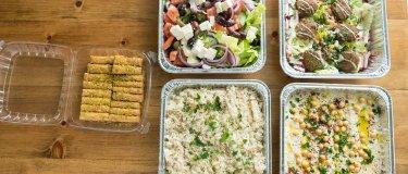Mazza Mediterranean Cuisine