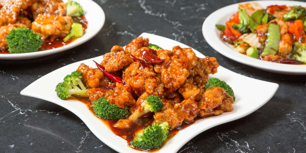 Voted best takeout in town! Customers say we're the place for you if what you're craving is authentic Chinese served in generous portions. Our catering packages make ordering easier than ever, with plenty of entrees to satisfy your every craving. Our General Tso's chicken is sure to hit the mark every time.  - TeaPot