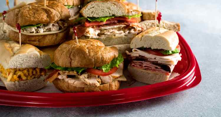 Newk's Eatery Catering, Irving, TX