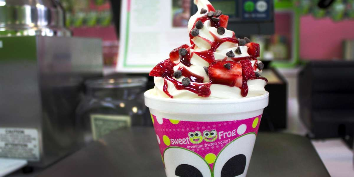 sweetFrog Frozen Yogurt, the nation's leading frozen yogurt chain, named America's Best Frozen Yogurt by The Daily Meal, has a goal for each customer to have the best frozen yogurt experience possible. You pick the flavors. You add the toppings. You make it your way! - sweetFrog