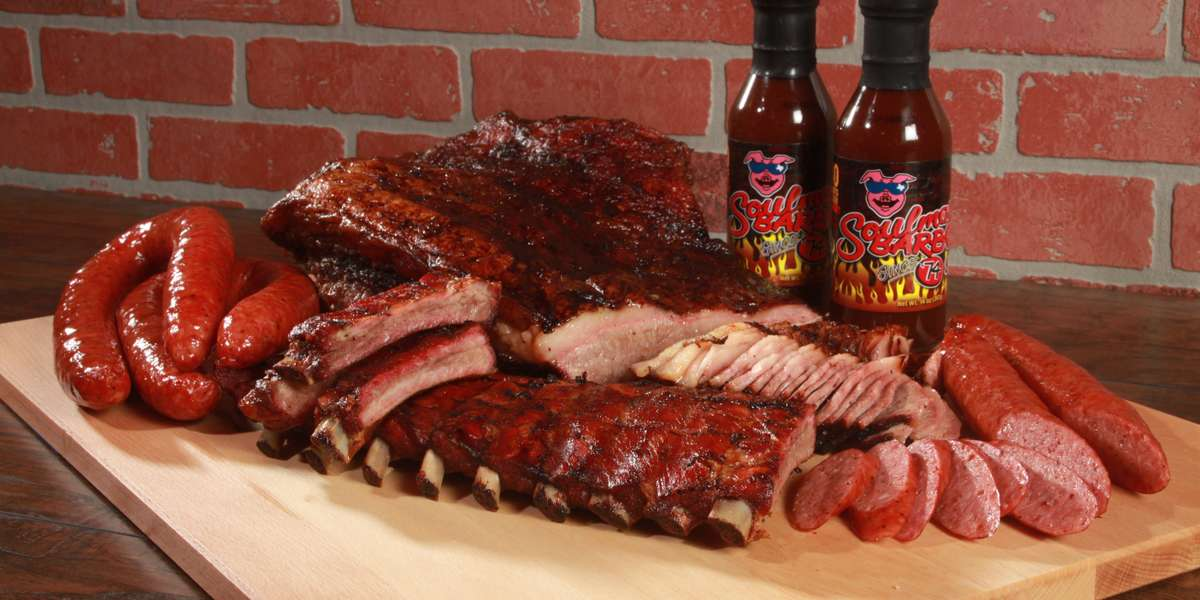 No matter the event, Soulman's BBQ catering makes it easy and delicious. Our catering packages are loaded with great options to choose from like our tender meats and classic Southern sides that might be just as good as your Mama's. Sauce up your next gathering with some Texas soul! Your taste buds won't be sorry. - Soulman's Bar-B-Que