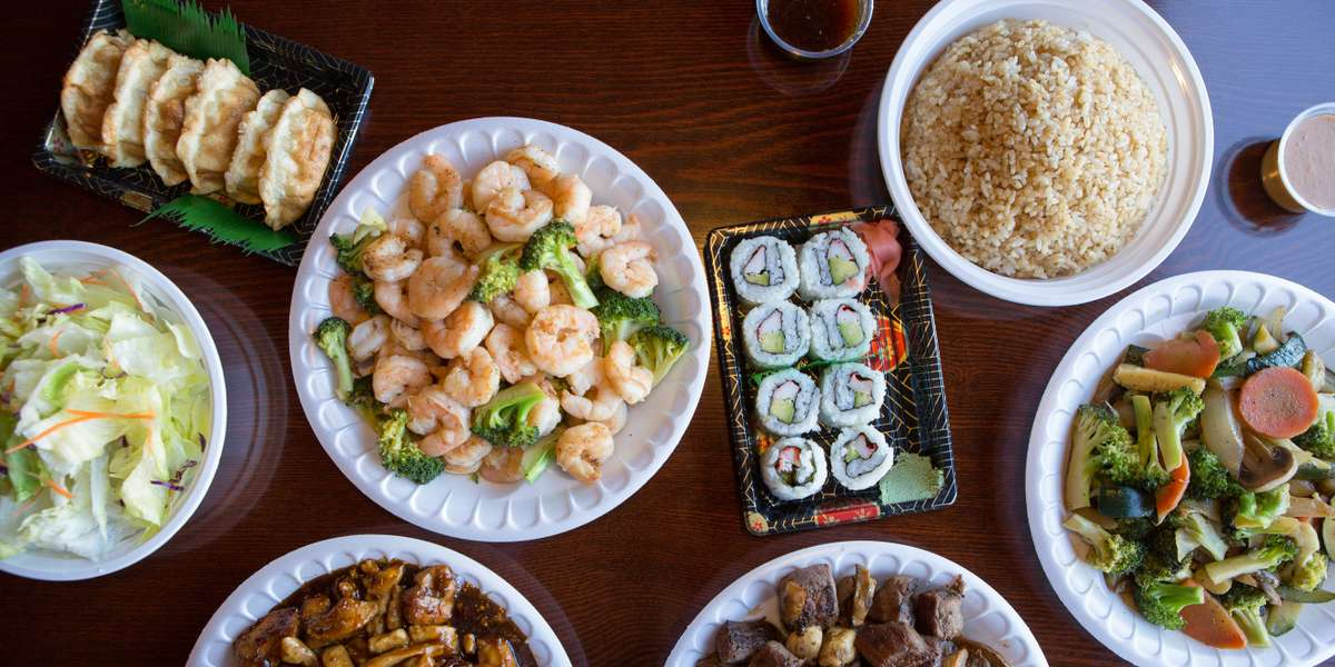 Our hibachi and teriyaki are made using our own secret recipes, full of fresh ingredients and phenomenal flavors. For a taste of grilled goodness, our catering packages are easy choices, sure to please any crowd craving some Japanese cuisine. - Tokyo Grill