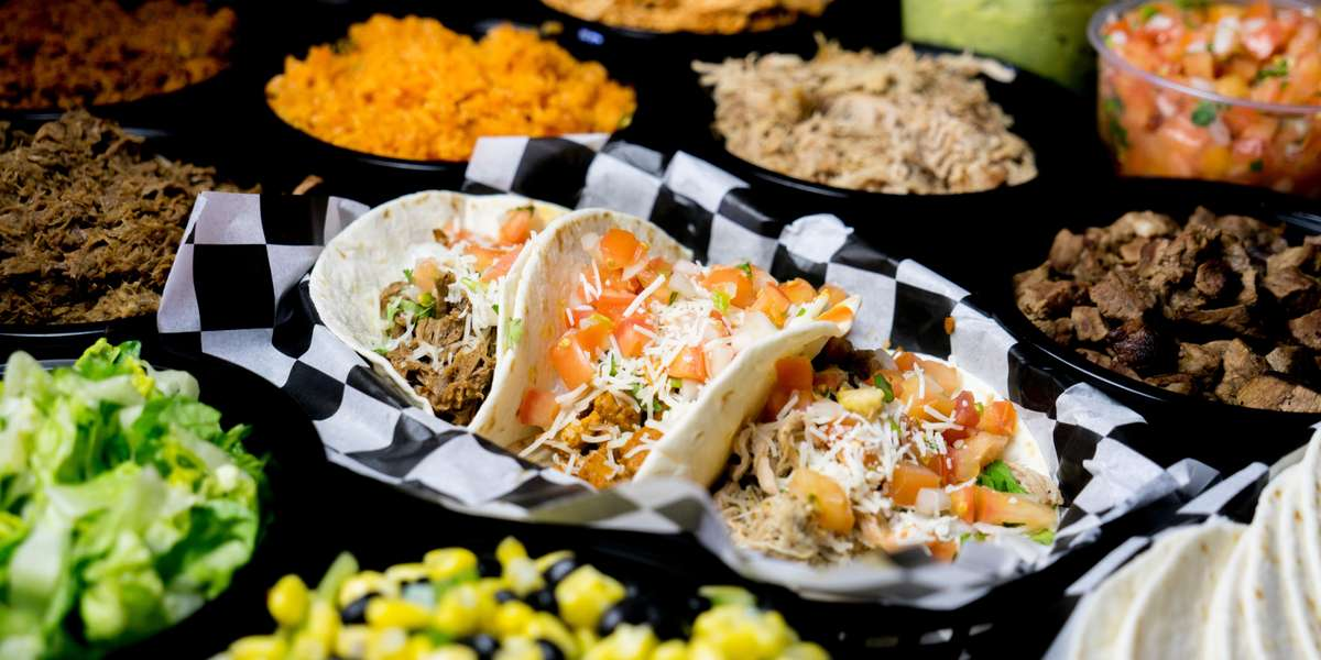 There's no bones about it, our food is authentic Mexican with an eclectic twist. Whether you're in the mood for tacos or a Hawaiian pork buffet, we've got something for everyone. From snacky Mexican peanuts to salad wraps, you can't go wrong with our menu! - Catrina's Mexican Restaurant