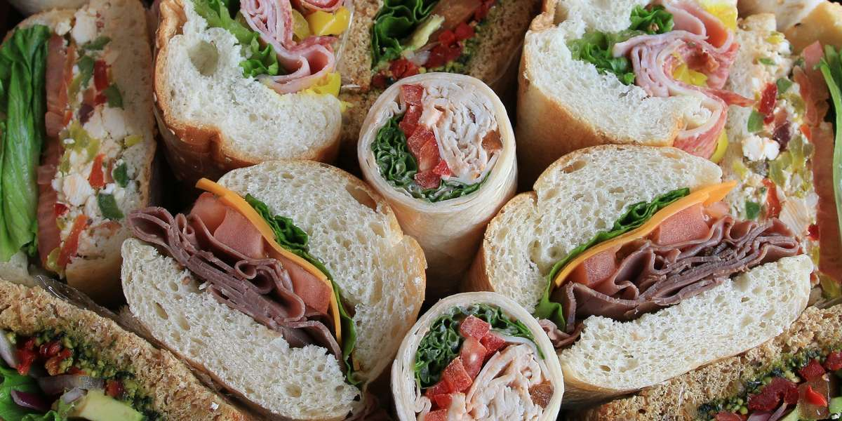 From a classic box lunch to a multi-course meal, we can accommodate your needs. Come to us for a refreshing catering experience. - Lunch Box Deli
