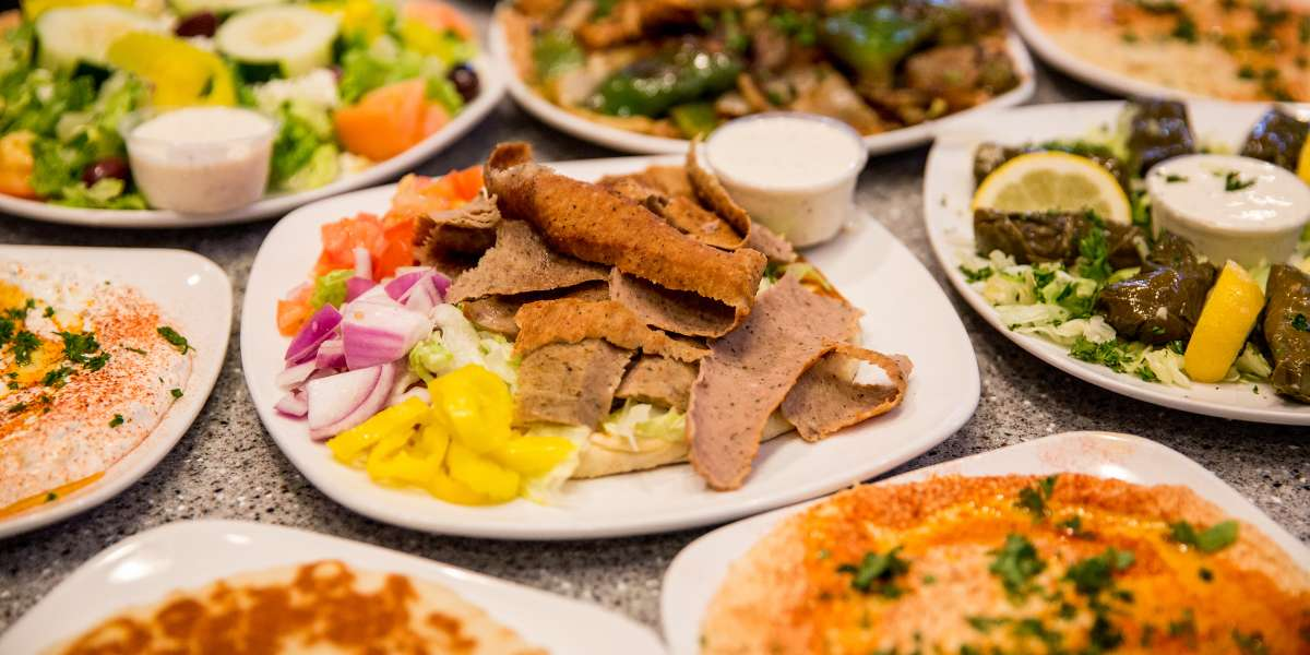 We offer award-winning fresh cuisine with authentic flavors from all around the Mediterranean. Even our sweets - like the Best Dessert-winning Chocolate Ball - has made waves throughout Pickerington. - Greek Star Bar & Grill