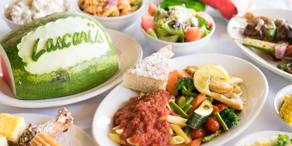We offer convenient, crowd-pleasing packages, from Italian specialties to Mexican-style buffets.  - Lascari's Italian Restaurants