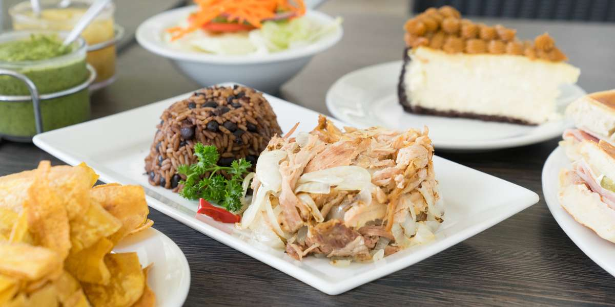 We make Latin-Caribbean recipes with fresh, high quality ingredients and Miami flair. We use quality cuts of meat and make our bread and sauces daily. Our flavors will leave your taste buds dancing. We use quality cuts of meat of course, but the details in our preparation are what truly make us special. - La Esquina del Lechon