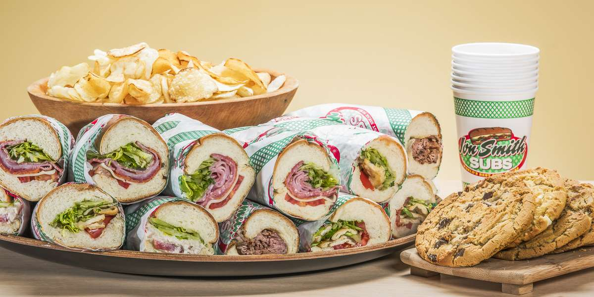 When it comes to our subs, we're committed to serving up unique flavors that we guarantee you can't find anywhere else. We offer an array of classic deli selections, from melt-in-your-mouth roast beef to smoked Virginia ham to crisp veggies & provolone. You simply can't beat our plentiful portions! - Jon Smith Subs