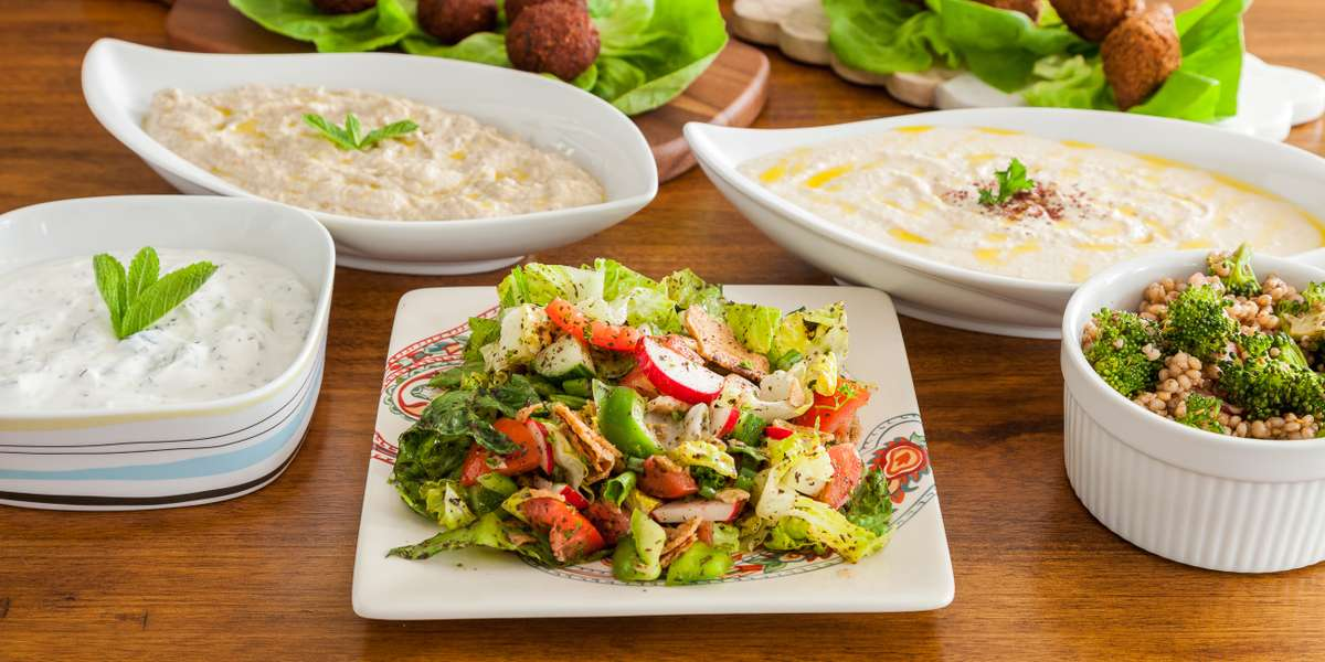 We bring our customers Lebanese cuisine with modern flair and unique ingredients that are far from unoriginal and close to uncommon. With a wide variety of vegetarian, vegan, and gluten-free options, all of our customers are able to enjoy our creative Middle Eastern recipes. - Damoori Kitchen