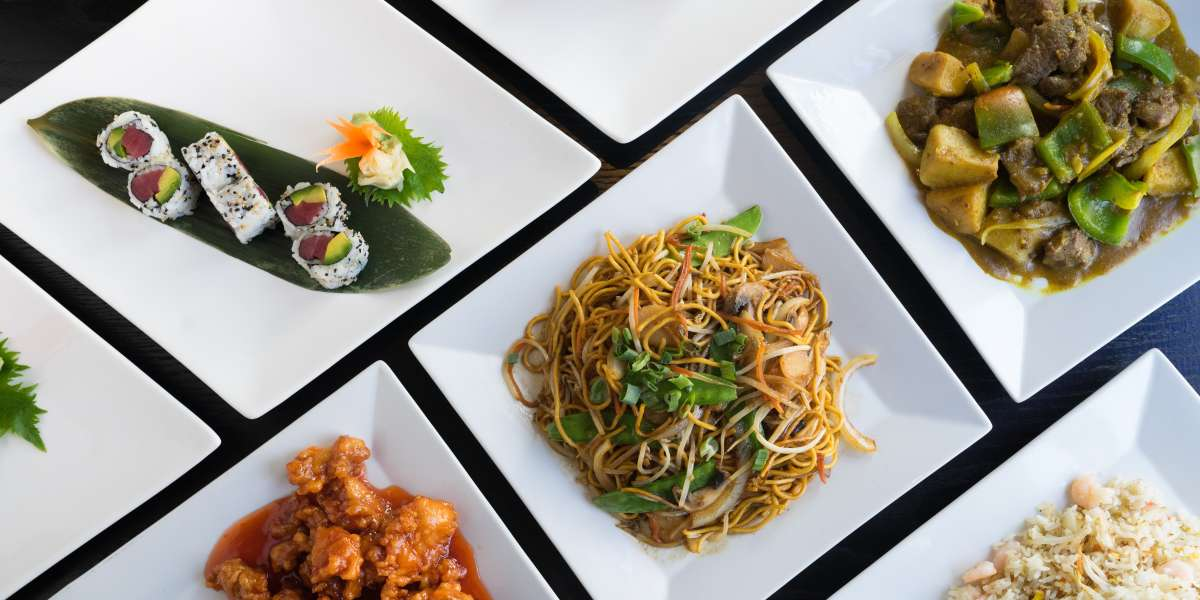 We've got oodles of noodles, plenty of meats and seafood, and rolls upon rolls of sushi to share with you. You can have beef lo mein and a shrimp tempura roll in the same meal, if you'd like! A mix of Chinese and Japanese tastes, our menu offers plenty of options (some of which are vegetarian) for you to enjoy.  - Jade Tree Asian Bistro