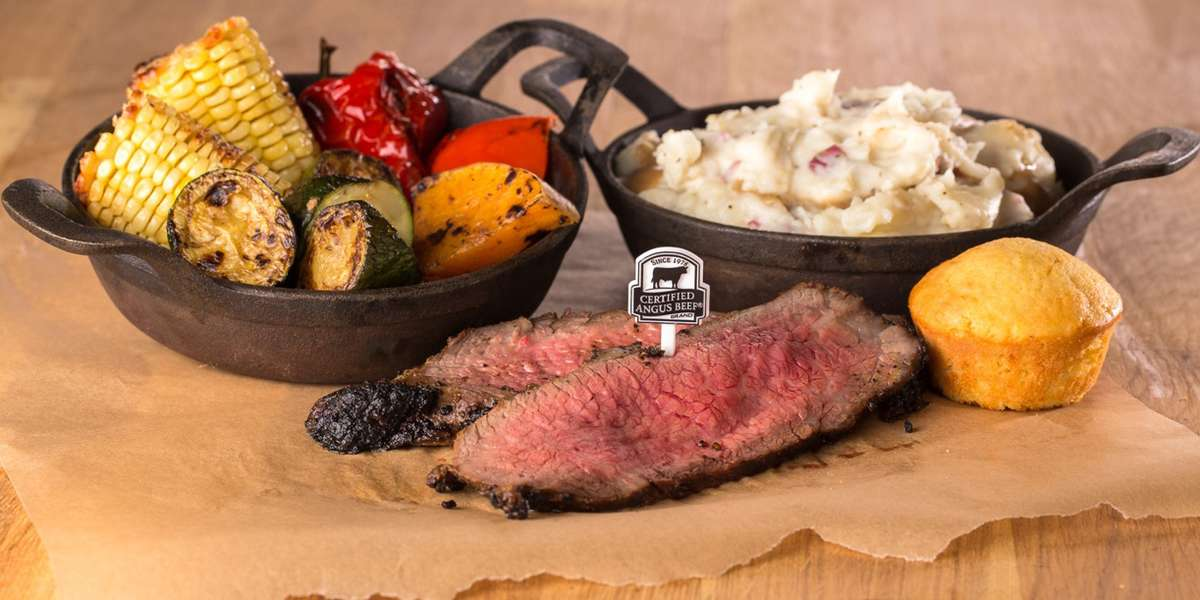 At Tri Tip Grill, we don't blow smoke. We know smoke. A butcher by trade, owner John Pickerel has spent the last 40 years perfecting our signature tri-tip. We aim to serve up the best steak sandwiches and salads you'll ever have. Come to us for a tri! - Tri Tip Grill