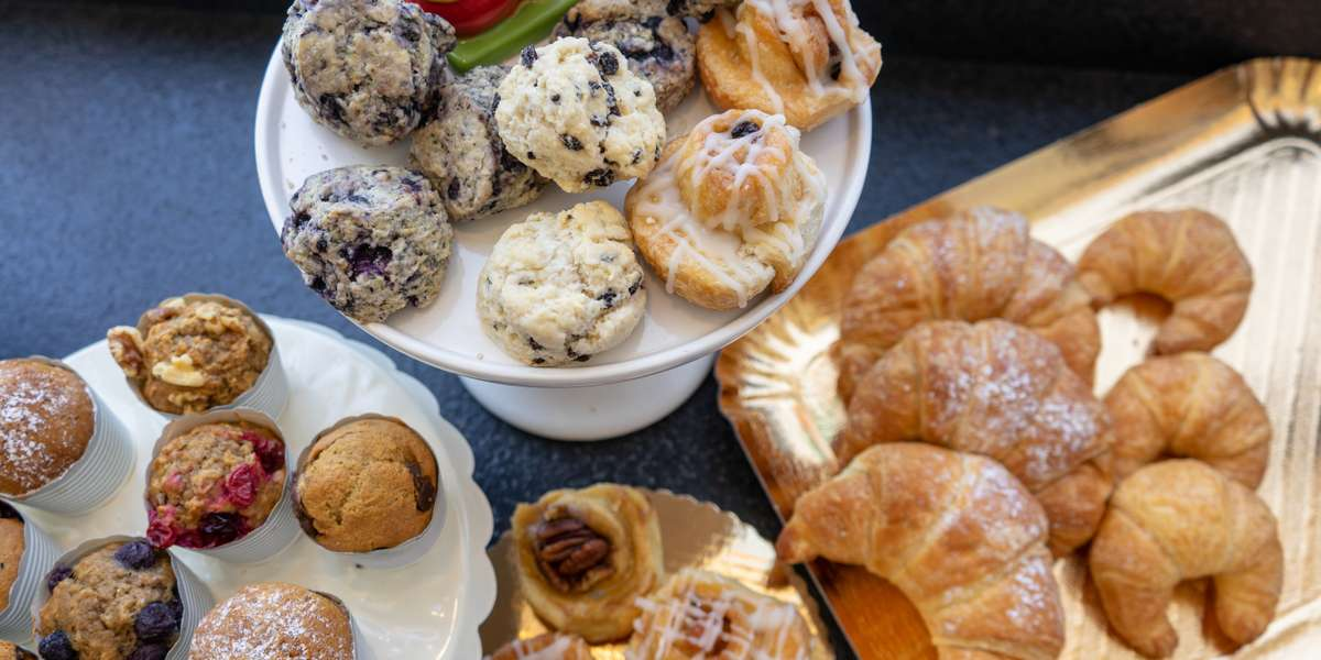 """""""Quebrada"""" is a Spanish geographical term used throughout Central and South America to denote a break in terrain. Our croissants, breads, and cakes are just that; after one bite, you'll realize why they stand apart from the rest. We offer something for everyone to satisfy their sweet tooth!  - Quebrada Baking Company"""