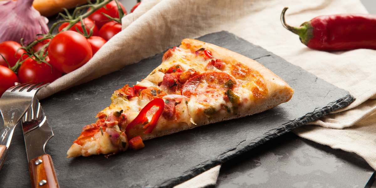 Our menu of pizza, subs, pasta and more offers a little something for everyone. If our prices aren't enough to win you over, our flavors will be. Try a slice of our DMV Classic White Pizza paired with breadsticks and salad, and see the smiles on your guests' faces. That's what our food does.  - DMV Pizza