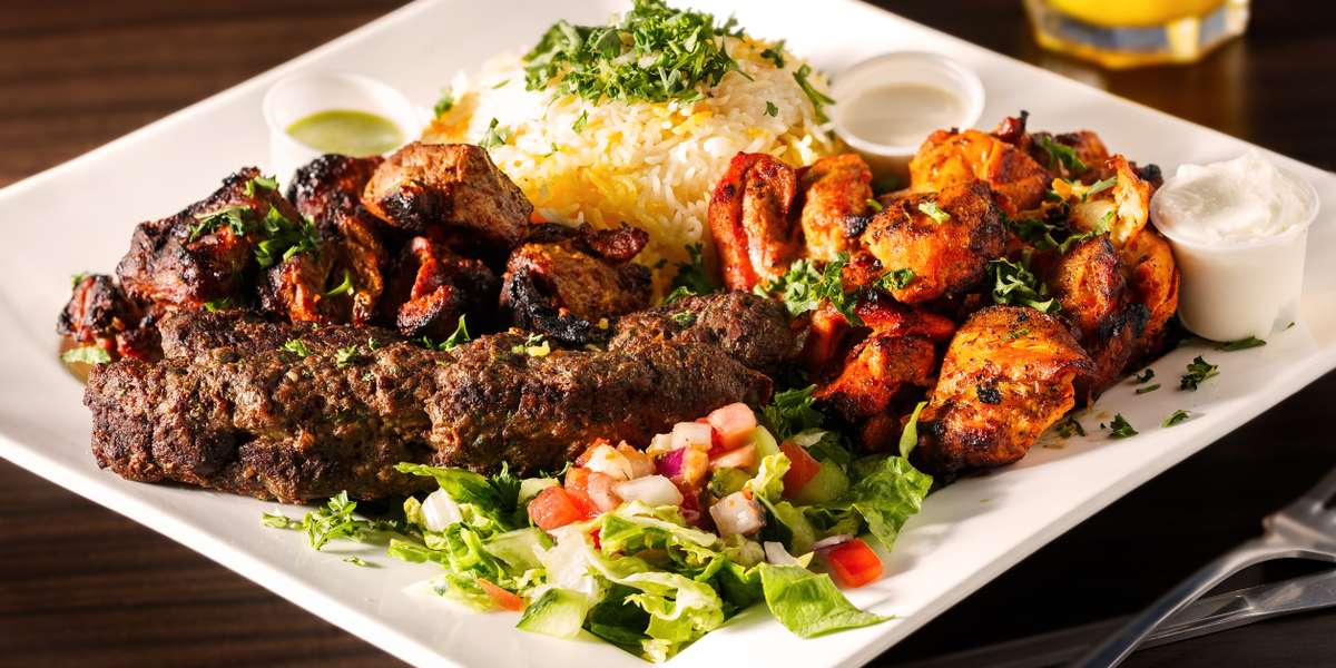 Take a trip east with us and indulge in the flavors of the Mediterranean. All of our food is expertly crafted to bring you the freshest flavors possible, while keeping cost down. After lunch with us, you'll be wishing you had packed leftovers for later. - Falafel Corner