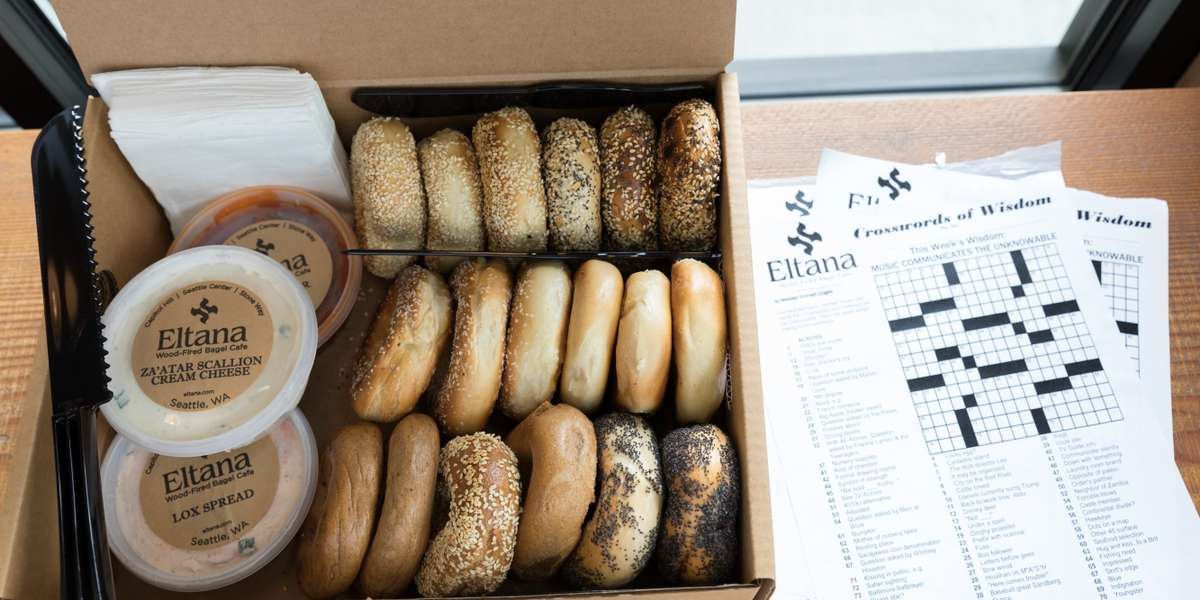 We aim to make a deliciously different bagel and bring it directly to you with flair, warmth, and soul. It's all in the process of crafting our specialty wood-fired bagels that sets us apart from the rest. Pair our specialty spreads with our bagels to get the most unique experience.