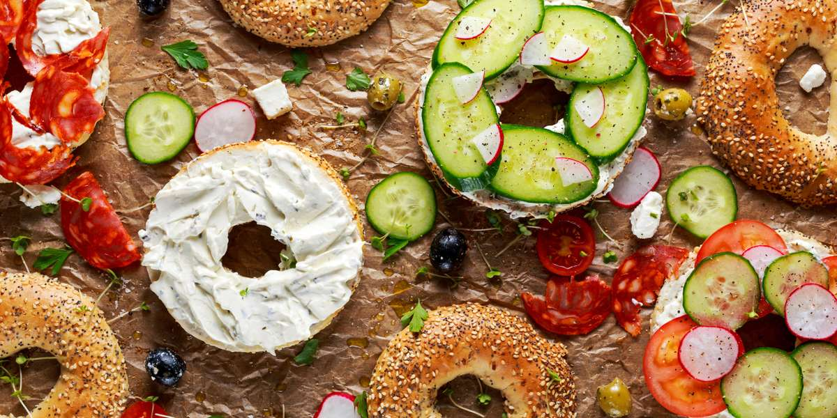 You probably guessed it from our name —  authentic New York bagels are our specialty. Whether you try them with cream cheese for breakfast or with deli meats for lunch, you can't go wrong. Our cuisine is known as comforting and classic. Try us out for your next event and see for yourself.  - Pick-A-Bagel