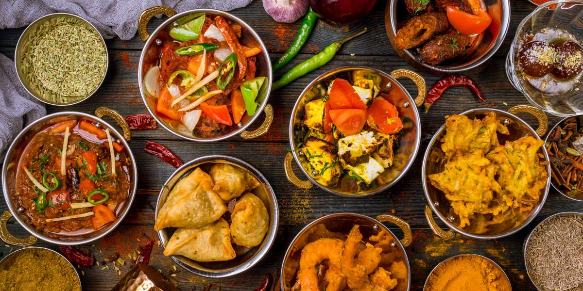 What can you expect from Himalayan cuisine? Heart-healthy meals made from traditional ingredients, prepared in a tandoor oven. The Sherpa people are as well-known for their wholesome diet as for their mountaineering. Enjoy our pakora fritters, Tibetan noodles, Indian curries, and more. Take your next event to new heights. - Himalayan Sherpa House