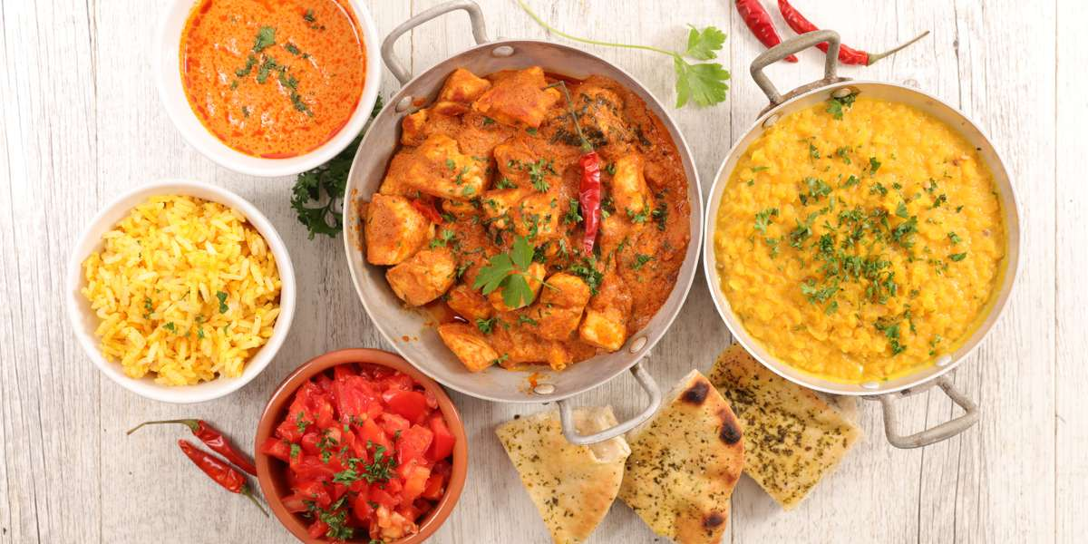 Our story began in 2011, with a vision to serve yummilicious Indian cuisine to people on the go. Customers can't get enough of our rich curries, Punjabi lassi, and protein-packed meals that power them through busy workdays. And with a menu as varied as ours, you'll be coming back again and again to try more of our entrees. - Chaats & Currys