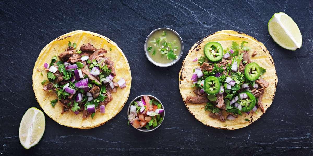 - Tacos Cantu