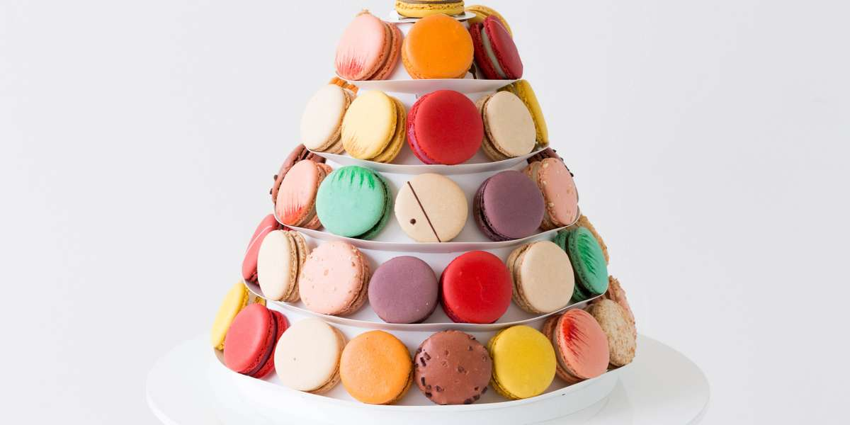 We were founded in 2007 by owner and macaron-lover Paulette Koumetz's desire to offer a fresh take on the classic Parisian macaron. Inspired by la passion du macaron that launched our first Beverly Hills shop, we keep spreading the passion with our catering packages offering intricate macaron displays. Everyone has a sweet tooth, so we stick to our saying: 'lette them eat macarons! - Lette Macarons