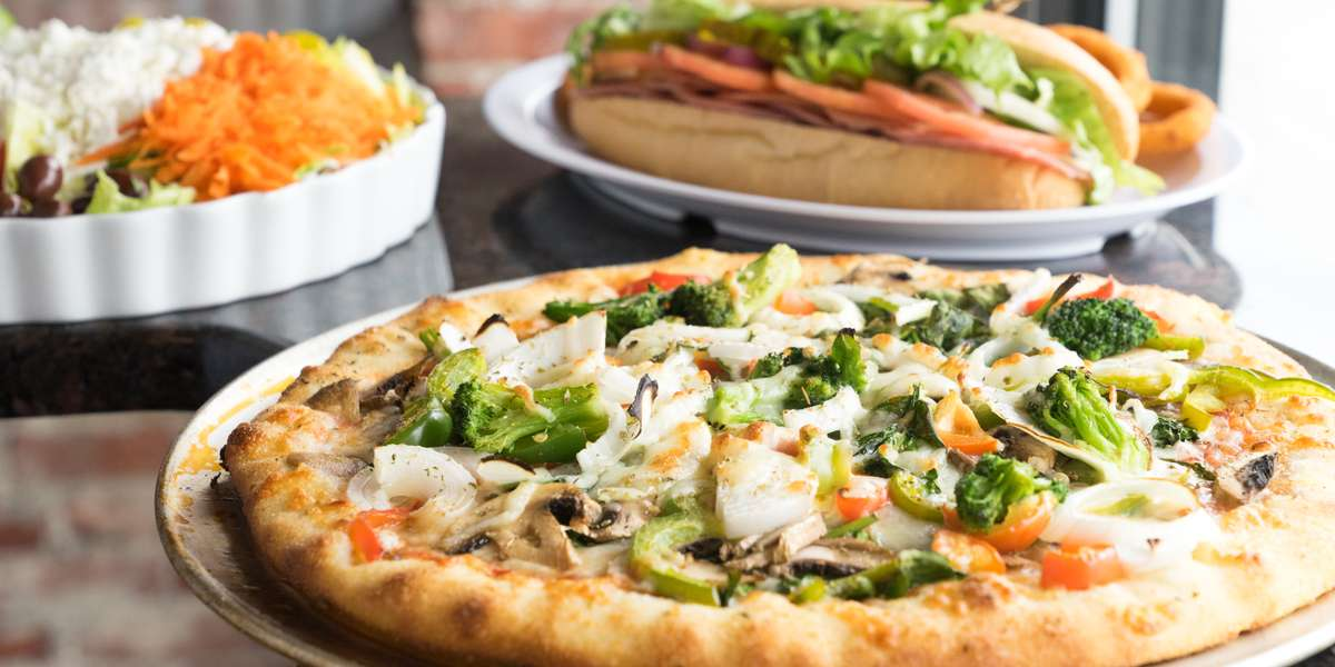 - Broadway Pizza & Grill