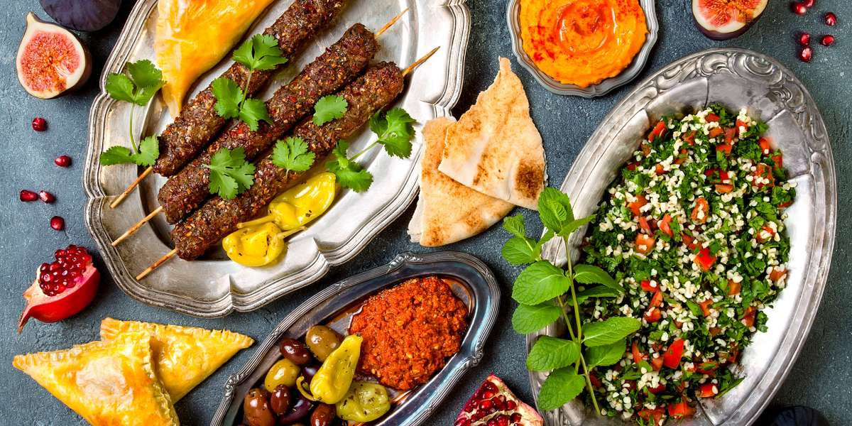 Like might King David who united his people, your group will be united in saying that our Mediterranean fare is the best around. Nosh on our chicken kebabs with a schmear of hummus and some baba ghanoush that is better than your bubbe's!  - King David Kosher