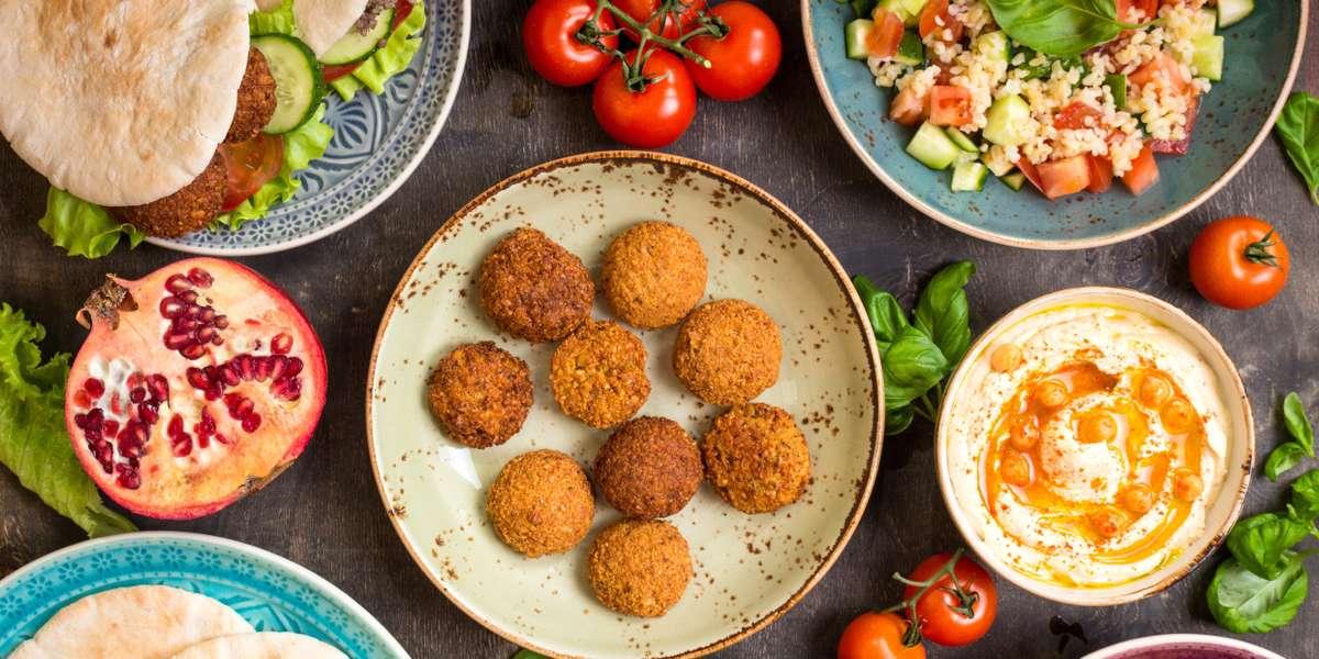 - Al Basha Mediterranean Restaurant