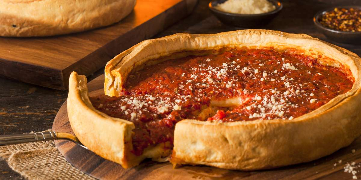 Customers praise our thin crusts, savory-sweet sauce, and our generous hand with the toppings. From the Steak Fajita Pizza to the Chicken Parmesan, you'll find a bevy of solid options that are sure to hit the spot. - Supreme Pizza