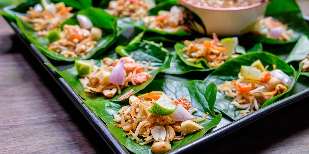 We bring the colors, flavors, and aromas of Thailand to life. Take a gastronomic tour of Thailand with our chili basil, panang curry, pineapple fried rice, and more. Customers say if you want your next event to go off without a hitch, order from us. We'll make your event spectacular. - Lantern Thai Kitchen