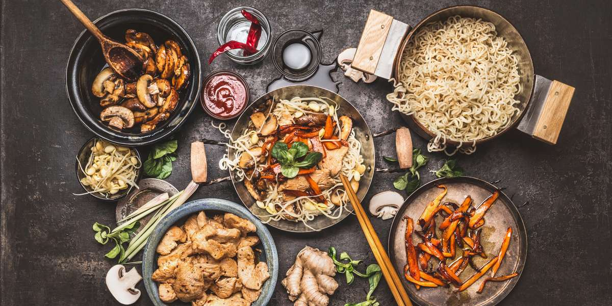 Bulgogi, Korean BBQ chicken, and even Korean tacos make our menu the most unique lunch your guests have had in ages. We've even got gluten-free options for folks who can't eat wheat. Looking to make a splash in the office? We're your pick.  - Tiger Bomb