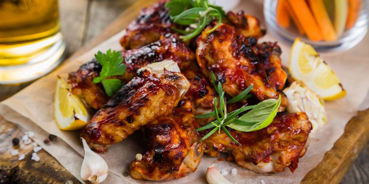 We bring you the Jamaican heat with our homemade Caribbean cooking. Our traditional jerk chicken is what we're known for, but we also offer tasty vegetarian entrees too. Don't forget to add our sweet coco bread to your order! - Island Jerk Shack