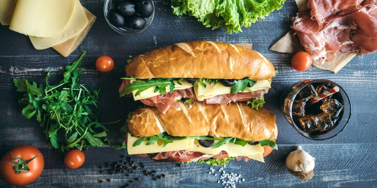 All of our meats are 100% halal. Our bread is delivered daily and our sauces are made in house. We can't wait for you to try our wide variety of diet-conscious sandwiches. Whether you are looking for vegetarian options, vegan options, or gluten-free options, we have you covered.  - Crave Halal Subs