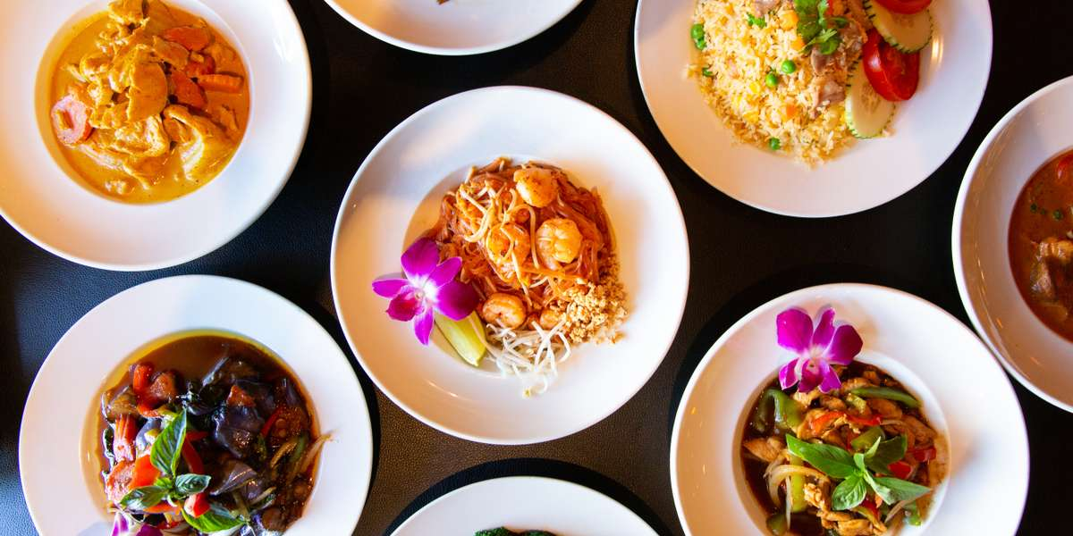 We have been voted one of the Top 100 Best Thai Restaurants in the USA. Family-owned and operated, we have been sharing the wonderful flavors of authentic Thai food with our customers for over 12 years. We can't help it. It's in our blood!  - Emporium Thai